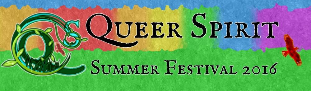 Queer Spirit Festival Logo