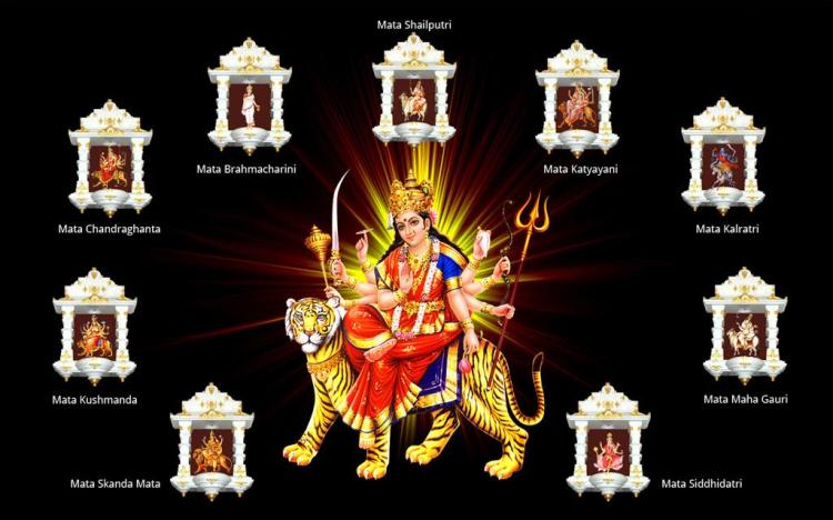 Goddess Durga, Maa Durga, wallpapers, images, Maa Ambe, Happy Navratri