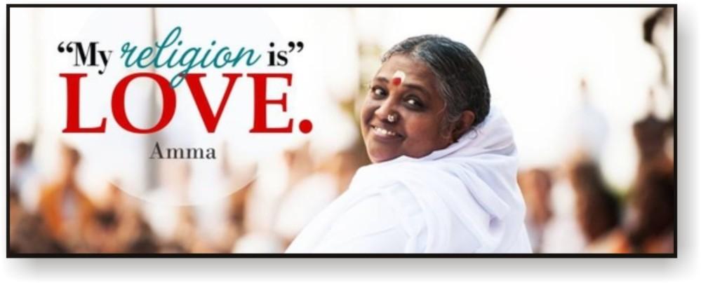amma_my_religion_love