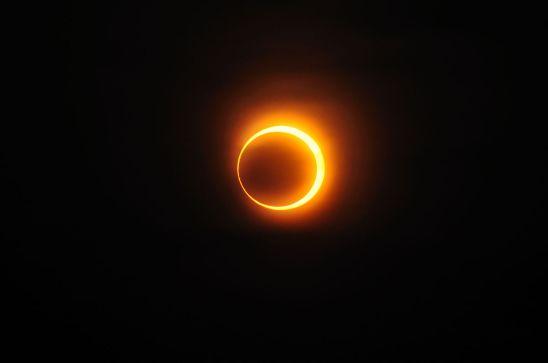 annular ecliipse