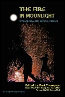 fire inthe moonlight