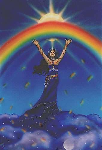 rainbow goddess5